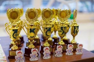 1-й городской турнир по ментальной арифметике!